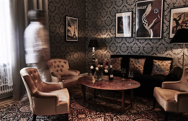 Suite Moulin Rouge